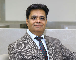 Dr. Atul Kumar Vora